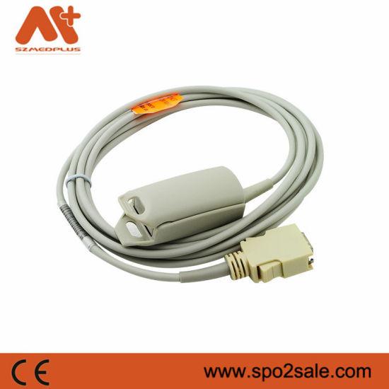 China Siemens Drager Oxytrend (Masimo Module) AMP14pin SpO2 Sensor