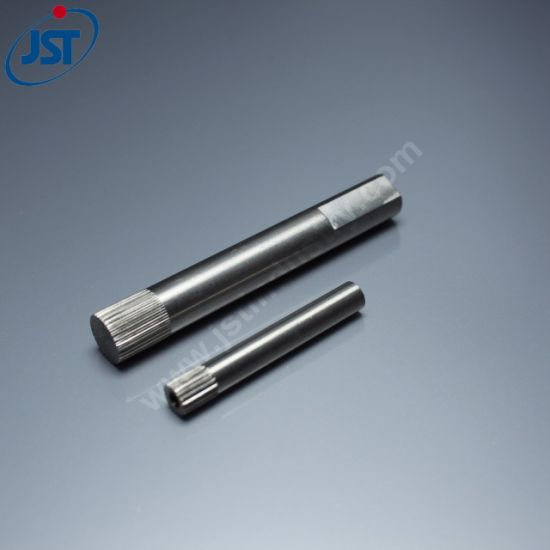 Precision Stainless Steel CNC Machining Parts Precision Pin Shaft for Auto Bicycle
