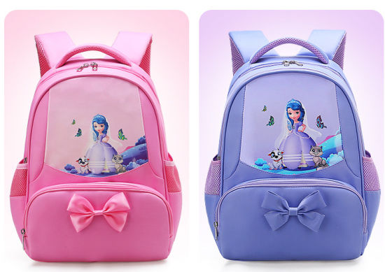 7bfb463b2bb6 2018 Polyester Fabric Fashion School Backpack for Girls Student Bag  pictures   photos