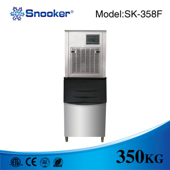 Ce Approved Commercial Use Granular Ice Maker Ice Machine pictures & photos