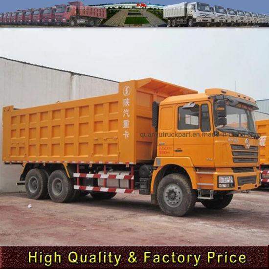 Shacman M3000 8X4 12 Wheels 50t Heavy Duty Tipper Dump Truck