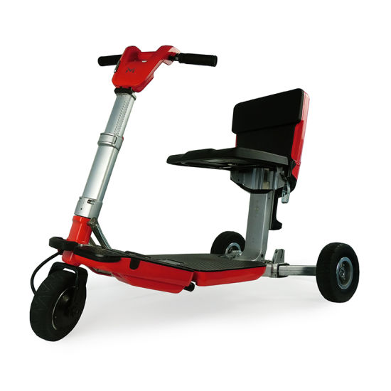 Electric Folding Luggage Safe Scooter for All People