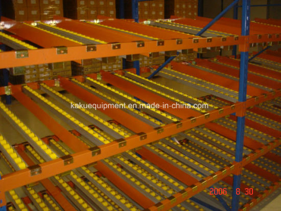 Carton Flow Racking for Warehouse Picking System pictures & photos