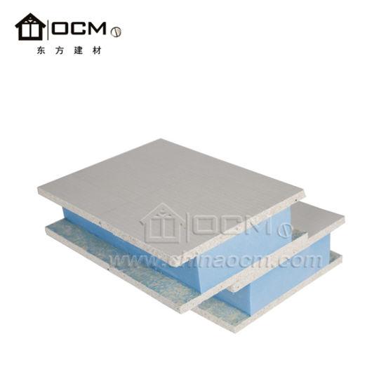 Ce Approved Prefabricated Foam Insulation Wall Board