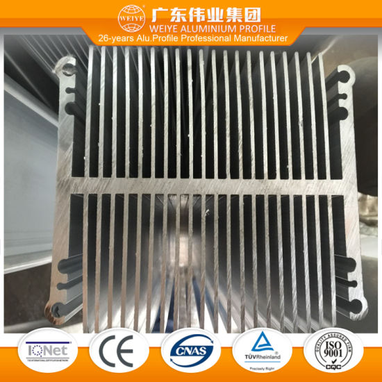 China Industrial Heat Sink Aluminium Profiles - China Heat