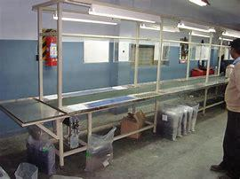 Industrial Automatic Food Vacuum Vacuum Thermo Forming Conveyor Lift Gate
