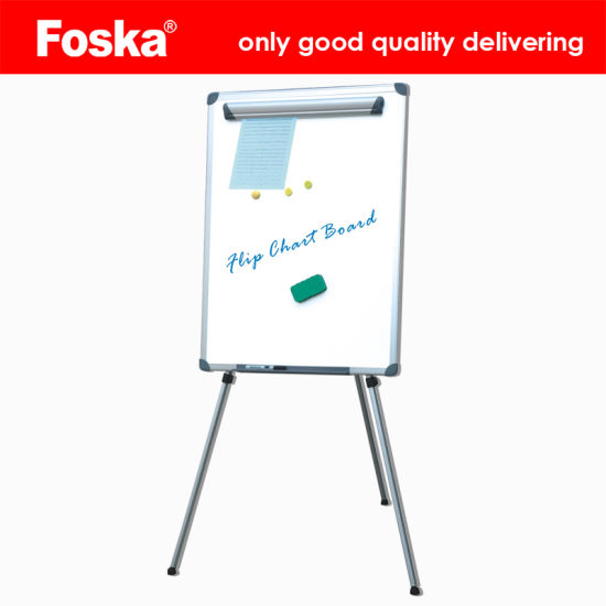 Foska Sfa216-1 Good Quality Flip Chart Stand Writing White Board