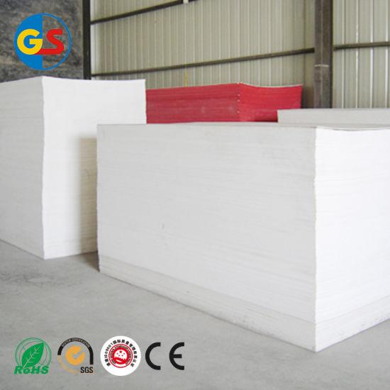 4X8 White Color Free Foam PVC Board