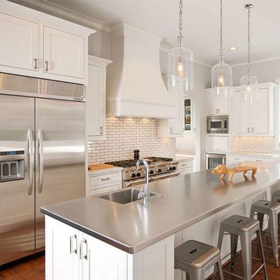 L Shape Designed Kitchen Cabinet Models