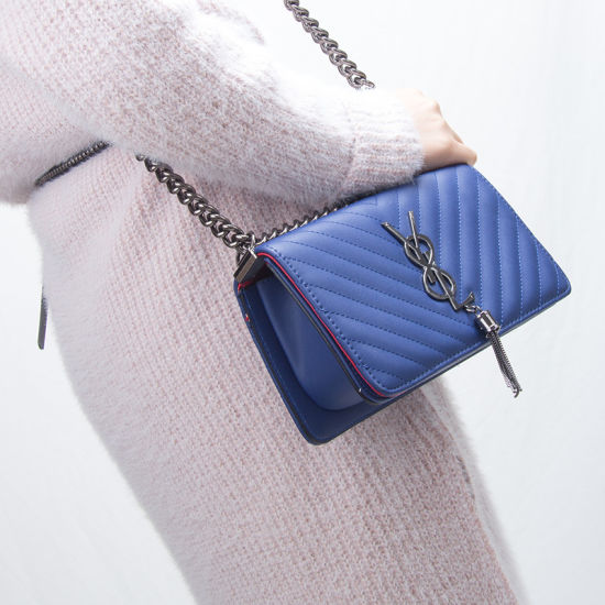 Quliting Handbag Women Brand Bag pictures & photos