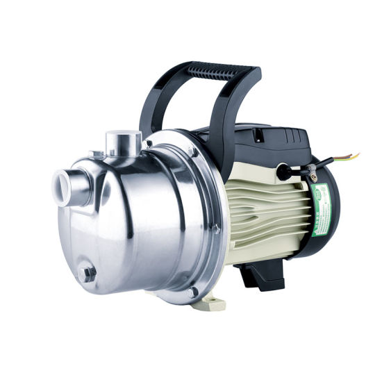 Self-Priming Jet Pump for Domestic Stainless Steel Water System