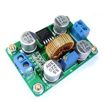 Power Lm2587 Module Terminals DC-DC Boost Module Over Lm2577