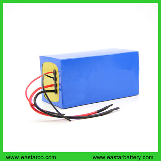 Ce Certification Lithium Battery Pack 60V 20ah Li-ion Battery for Electric Motorcycle