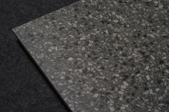 Anti Slip Flooring Ceramic Look Like Granite Terrazzo Tile Size