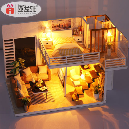 Perfect 2018 New Arrival Making Luxury Dollhouse Furniture