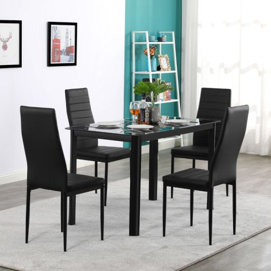 Modern Dining Table Hot Sale Dining Furniture Glass Table