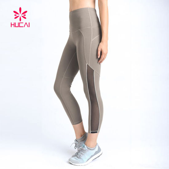 Custom High Quality Quick Dry Sports Gym Fitness Women Yoga Pants