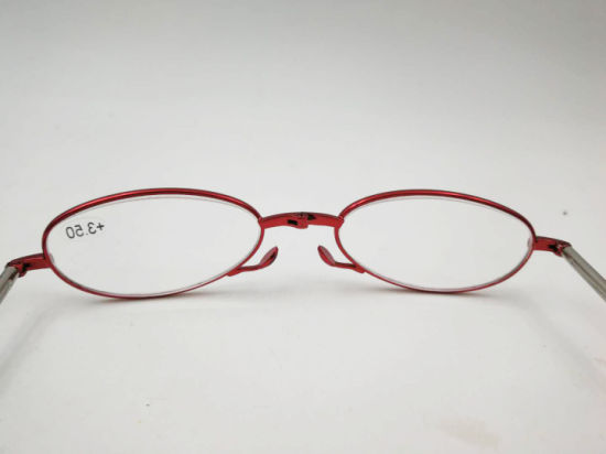 Fashion Small Reading Glasses Hot Selling Old Man Reading Glasses Pocket Reading Glasses Kr33023