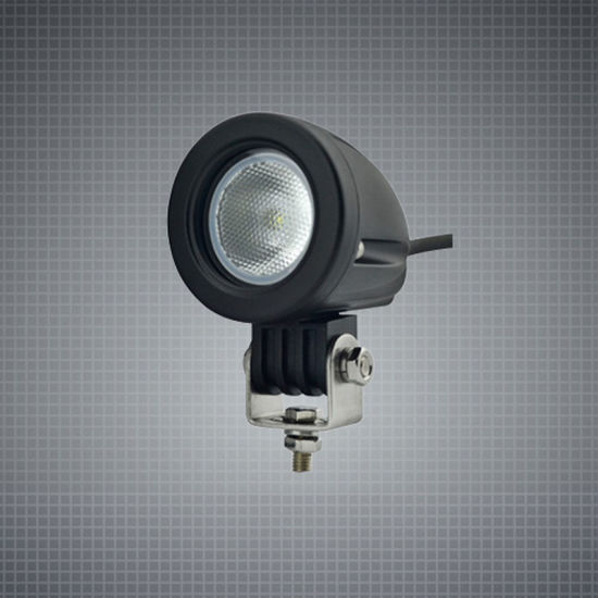 2 Inch 10W Flood Work LED Light Lamp Driving Offroad SUV