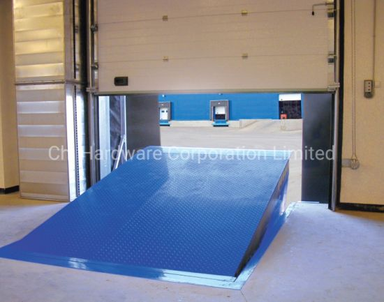 8t-10t Stable Dock Leveller for Warehouse / Hydraulic Lift pictures & photos