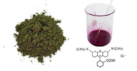 Basic Violet 10 Rhodamine B for Insence pictures & photos