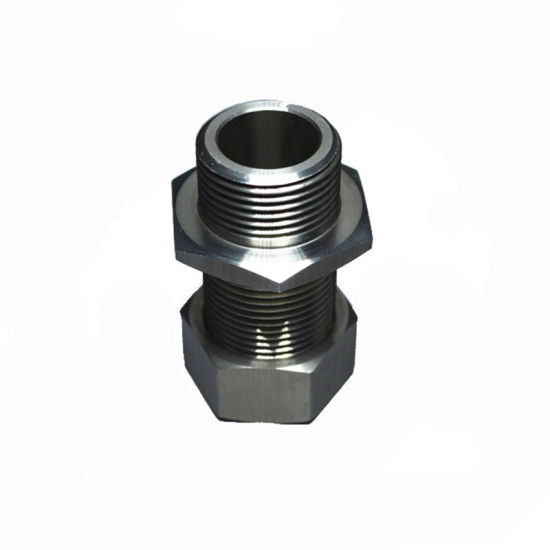 High Strength Precision Machining CNC Turning Stainless Steel Hex Bolts