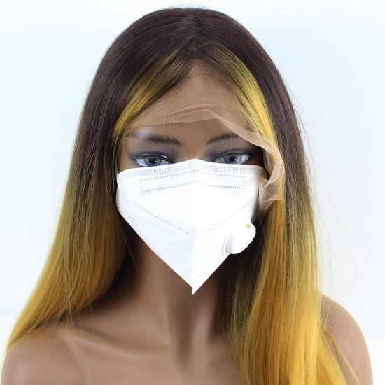 Disposable Ffp2 Ce FDA Non-Woven Fabric Kn95 Mask for Family