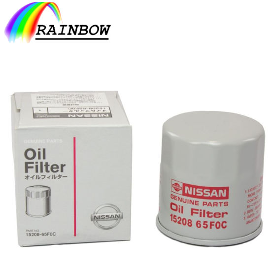 15208-Hc400 Professional OEM Standard Oil Filters for Nissan