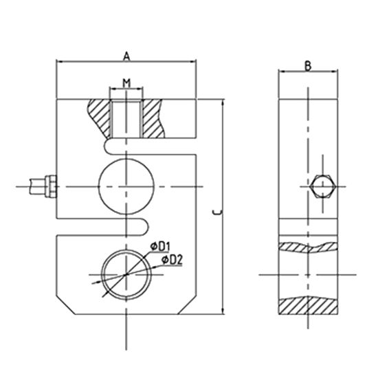 Hbm Load Cell Wiring Diagram from image.made-in-china.com