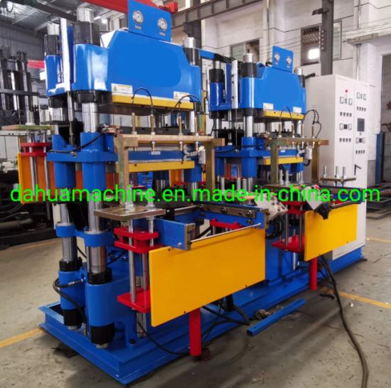 Silicone Auto Gasket Making Machine with Double Heating Plate