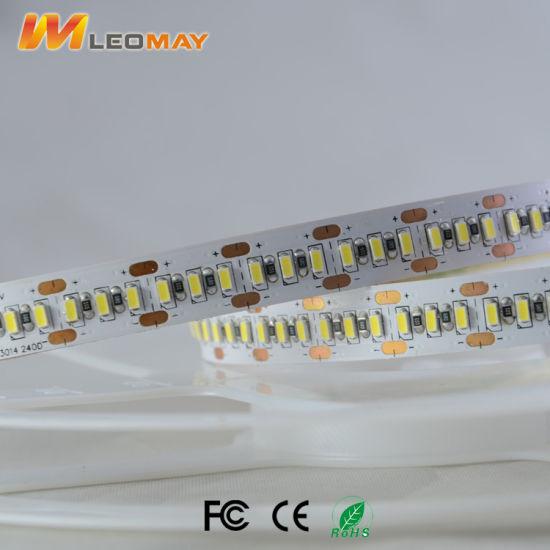 Factory Direct 3014 240LEDs 12V LED strip.