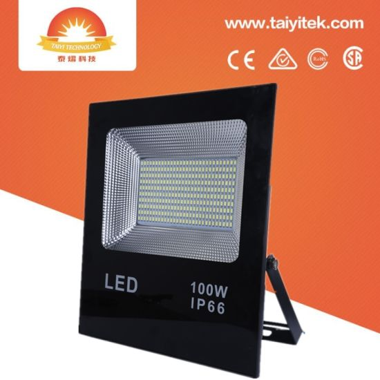 Factory Price 10-100W Outdoor IP66 LED Floodlight for Billboard Lighting pictures & photos