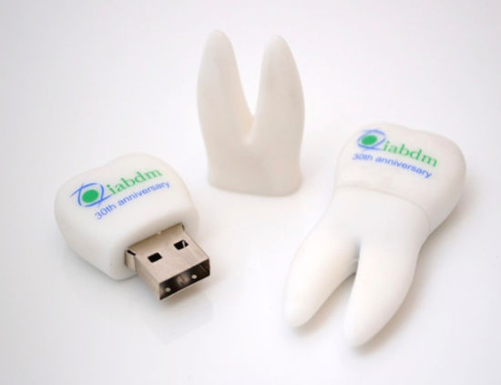 Tooth USB Dental Doctor Tooth Shaped Flash Drives USB for Dentist Gift pictures & photos