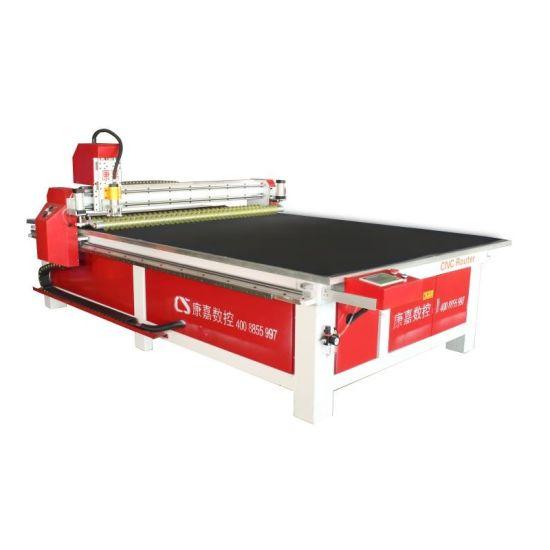 CNC Machinery Rotary Knife Car Floor Mats Foot Mats Cutting Machine