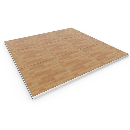 Exhibition Stall Manufacturer : China wood floor exhibition floor system exhibition stall