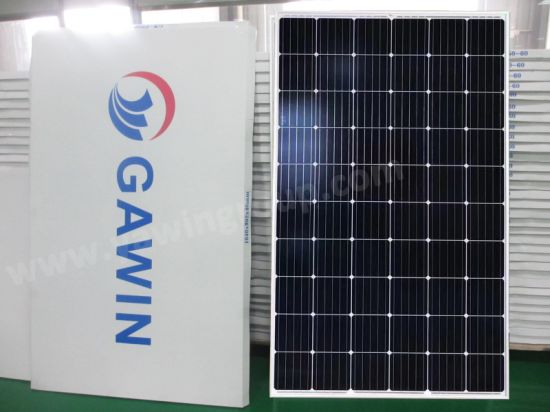 3-350W Renewable Energy Poly Crystal Solar Panel for Solar System pictures & photos