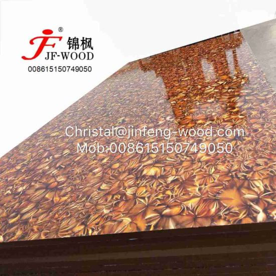 Melamine MDF (1220*2440mm) /Light Color MDF
