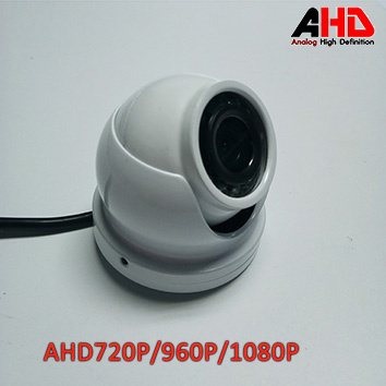 960p Ahd IR Dome Car Camera with Microphone pictures & photos