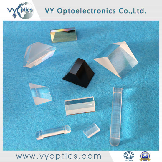 UV Grade Fused Silica Beamsplitter with Optional Coating pictures & photos