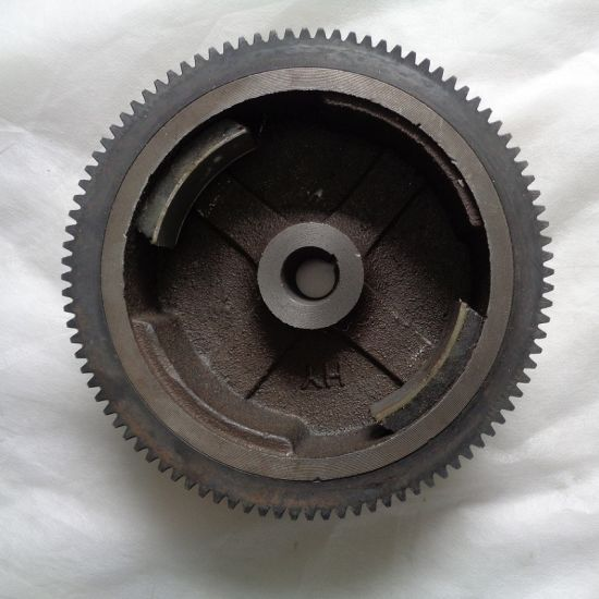 168f Gx160 170f Power Generator Fly Wheel Spare Parts pictures & photos