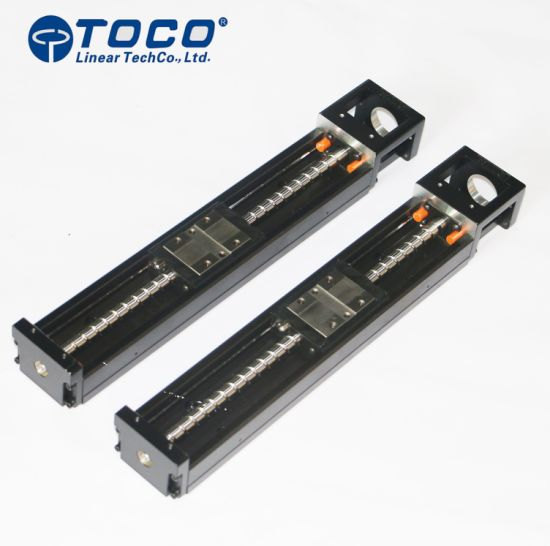 Custom Xy Axis Motorized Linear Stage in Linear Motion Guide
