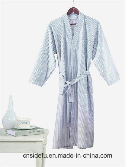 China Wholesale Hotel Bath Robe Kimobo Sauna Robe for SPA - China ... d26985138