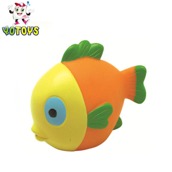 China Hot Sale Funny Cute Clown Fish Animal Squishy Toys China