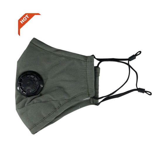 Washable Air Filter Cotton Anti Pollution Sport Anti Dust Mask