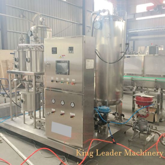 Carbonated Drinks Gas Drinks Mixer with Ce Certification