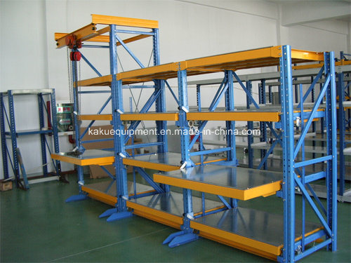 Warehouse Storage Heavy Duty Metal Mould Racking pictures & photos
