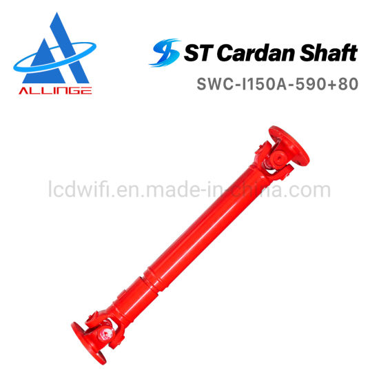 St576 Sitong Professional Produced Universal Joint Spline Shaft Use for Rotary Furnace