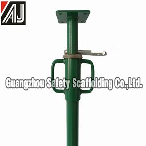 Steel Prop Scaffolding, Guangzhou Manufacturer