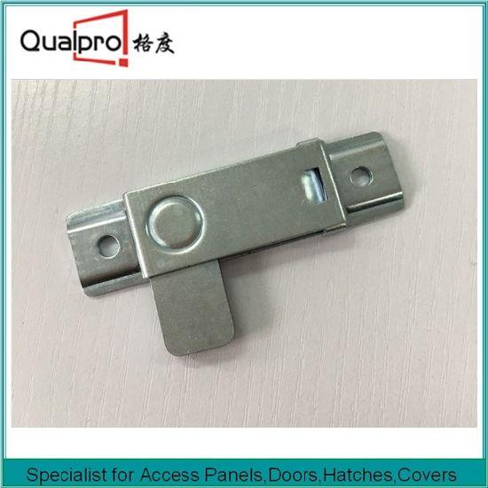 zinc plated steel budget lock for doors or windows op7906