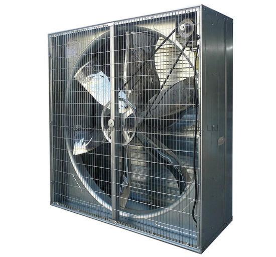 Ventilation and Cooling System for Chicken Raising Equipment